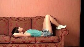 Russian teen Deniska is...