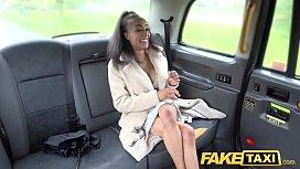 Fake Taxi Petite ebony...