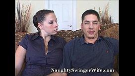 Naughty Babe Shares Huge...