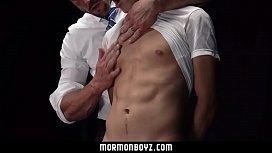 MormonBoyz - Intense muscle daddy...