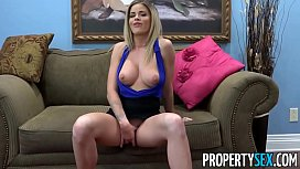 PropertySex - Super hot real...