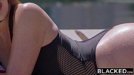 BLACKED Busty Sorority Girl...