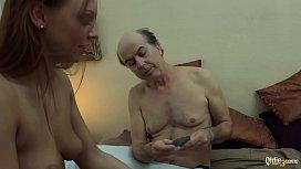 Ugly Grandpa vs Beautiful...