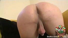 Shemale big ass...