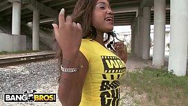 BANGBROS - Black Babe Diamond...