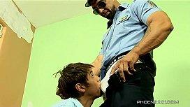 Teaching A Young Criminal...