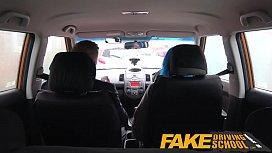 Fake Driving School Sexy...