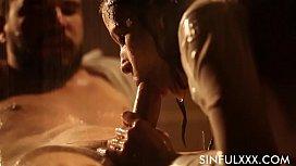 Super wet slow sensual...