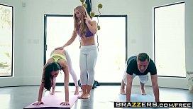Brazzers - Brazzers Exxtra - Yoga...
