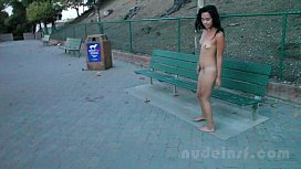 Nude In San Francisco Iris Naked In Public