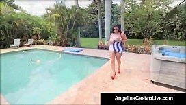 Cubas Porn Queen Angelina...