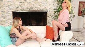 Ashlee gets seduced by...