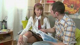 Russian student like big...