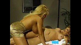 Lesbian massage big boobs...