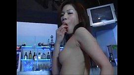 Girl Asian Strip Dance
