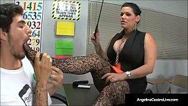 Ms. Angelina Castro Makes...