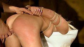 Sexy bitch forced.BDSM movie. bikiniplaza