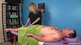 Tag-Team Domination Massage...