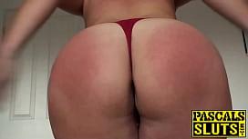 Big ass mature Montse...