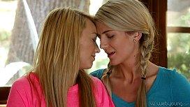 Carmen Callaway and Amanda...