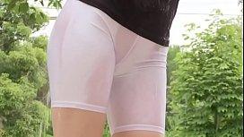 Manami Yamaguchi Yoga pants...