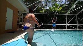 Sexy Big Booty Vanessa...