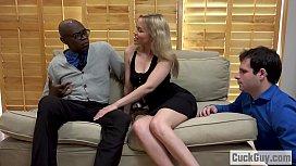 Humiliated cuckold husband - Karter...