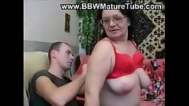 Fat mom son 00...