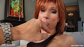 MILF hot mature lady...