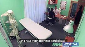Fake Hospital Czech babe...