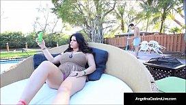 Cuban Princess Angelina Castro...