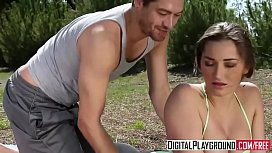 DigitalPlayground - Dani Daniels, Xander...