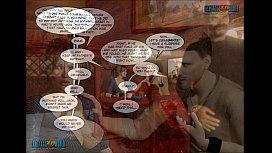 3D Comic: Clara Ravens...