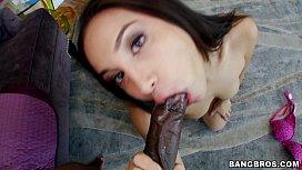 Gabriella Paltrova gets a...