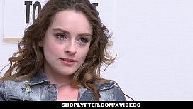 ShopLyfter - Brunette Beauty Caught...