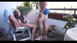 Beautiful Sexy Grandma Gets...