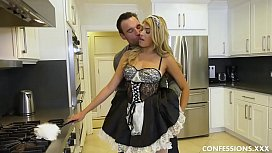 Stephanie West Dresses Up...