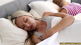 Step dad wake Elsa...