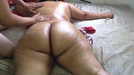 Hire a massage service...