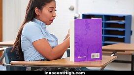 InnocentHigh - Schoolgirl Offers To...
