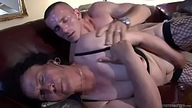 Dirty anal loving granny...