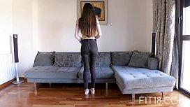Fit18 - Anya Krey - 53kg...