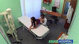 FakeHospital Slim gorgeous patient...