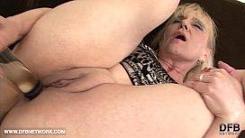 Granny Interracial analsex