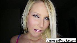 Vanessa Cage Was Sucking...
