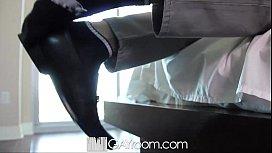 HD - GayRoom Hunk leaves...