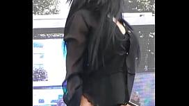 KOREAN GIRL DANCING