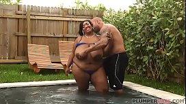 Big Tit BBW Dippd...
