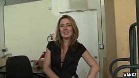 WANKZ- Sheena Shaw Becomes...