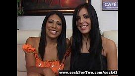Sexy Latina Cassandra Cruz...